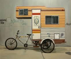 camper bici viaggiare gratis