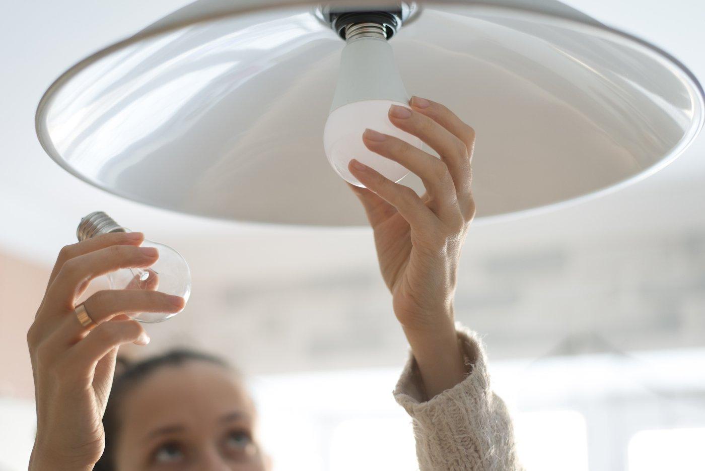 risparmiare luce