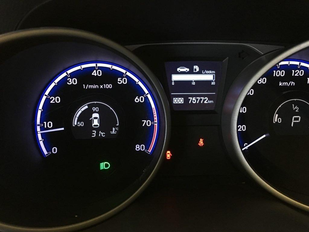 trucchi per consumare meno carburante