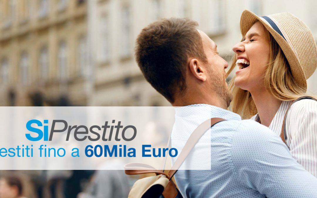 SiPrestito Recensione: prestiti personali online fino a 60.000 €