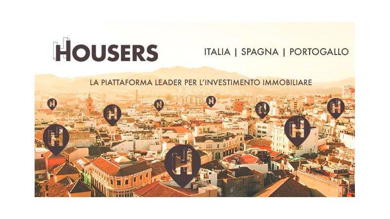 housers italia crowdfunding immobiliare