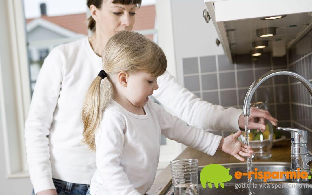 Depuratore acqua casalingo: purificatore domestico per acqua pulita e sana dal rubinetto di casa