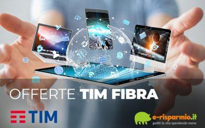 Offerte TIM fibra, guida e recensione