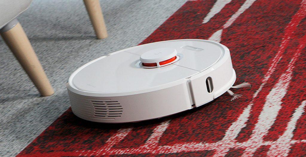 robot aspirapolvere roborock s6