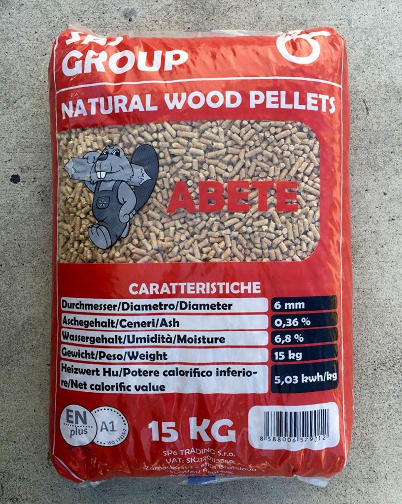 miglior pellet sp6 group