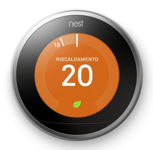 nest miglior termostato wifi intelligente