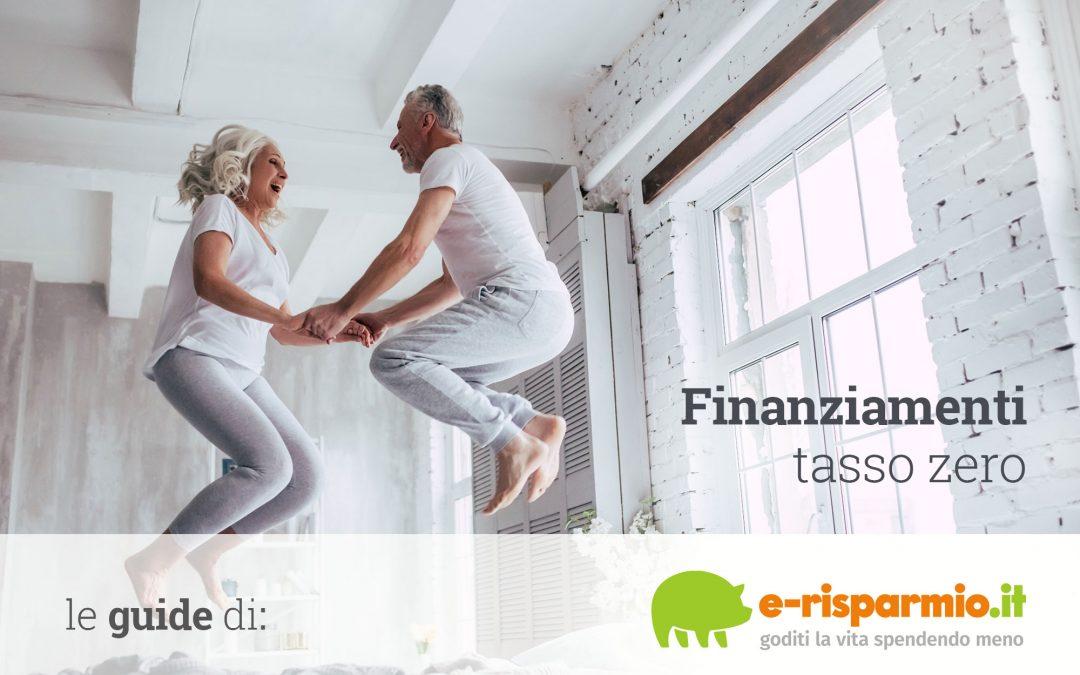 Finanziamenti tasso zero: questi prestiti esistono davvero?
