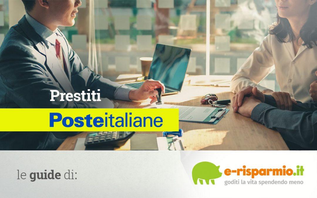 Prestiti cambializzati poste italiane