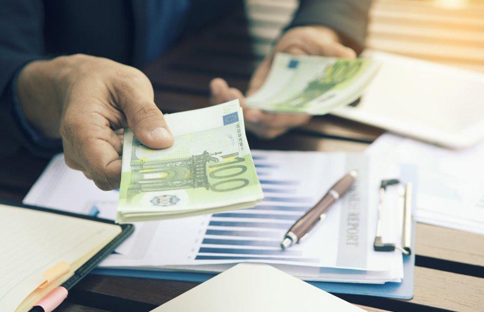 Crollo dei prestiti bancari alle imprese per Banca italia